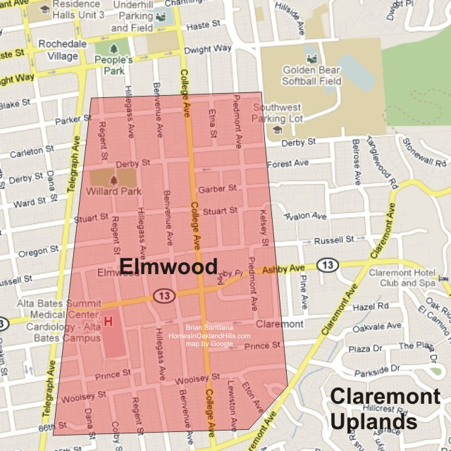 berkeley-elmwood-map
