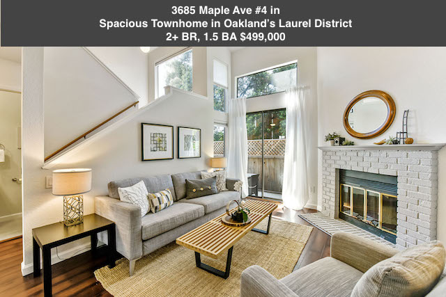 3685 Maple ave 4 Oakland ca for sale by Brian Santilena